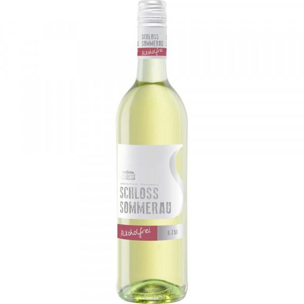 Lieblicher Weißwein, alkoholfrei