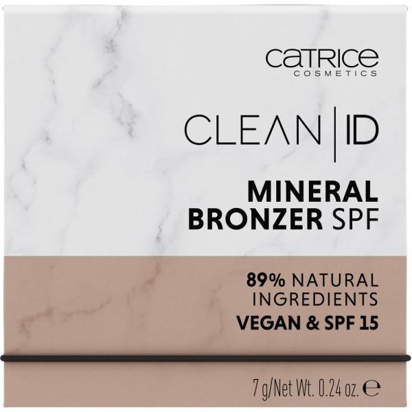 Clean ID Mineral Bronzer SPF, Medium/Dark 020