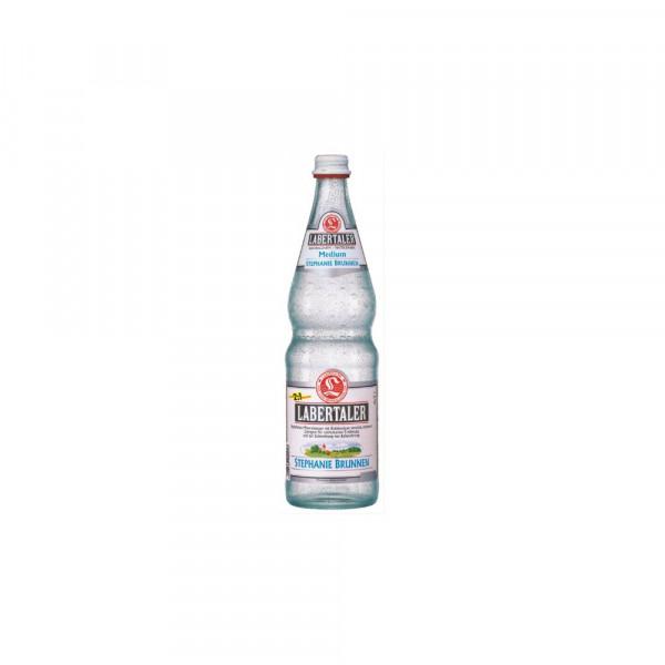 Stephanie Brunnen Mineralwasser, Medium (12 x 0.7 Liter)