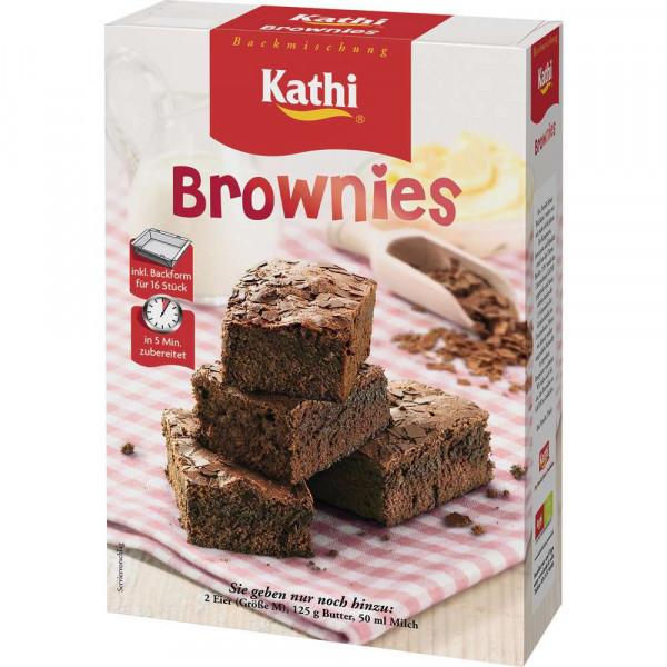 Brownies, Süße Minis