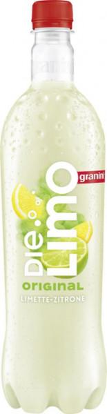 Die Limo Limette-Zitronen Limonade (4 x 4 Liter)