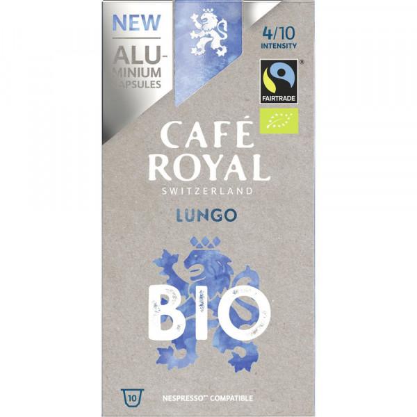 """Kaffee-Kapseln """"Lungo"""" bio"""