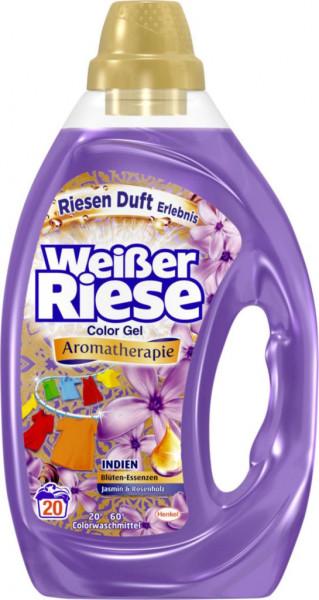 Waschgel Color, Jasmin & Rosenholz