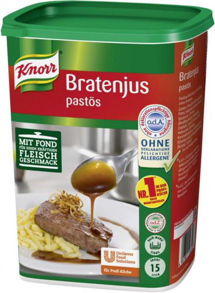 Gourmet-Bratenjus, Pastös