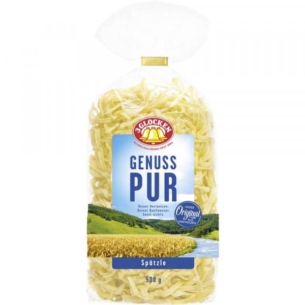"""Nudeln """"Genuss pur"""", Spätzle"""