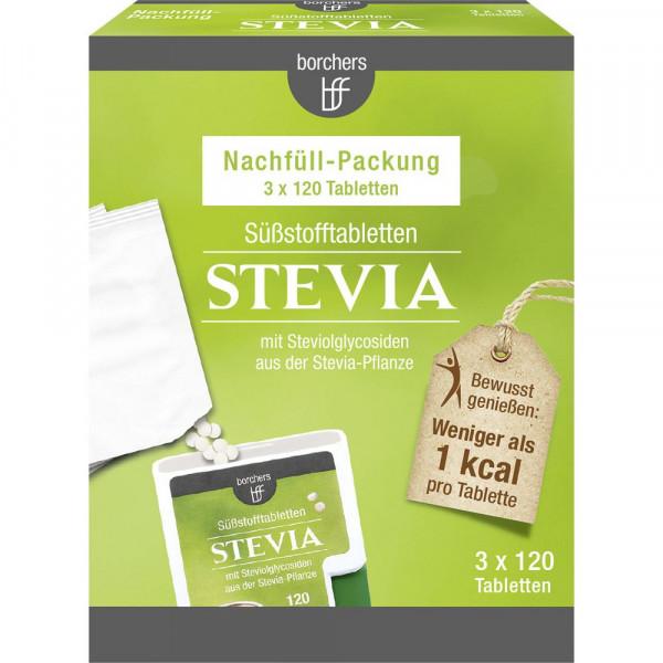 Stevia Tabletten, Nachfüllpack