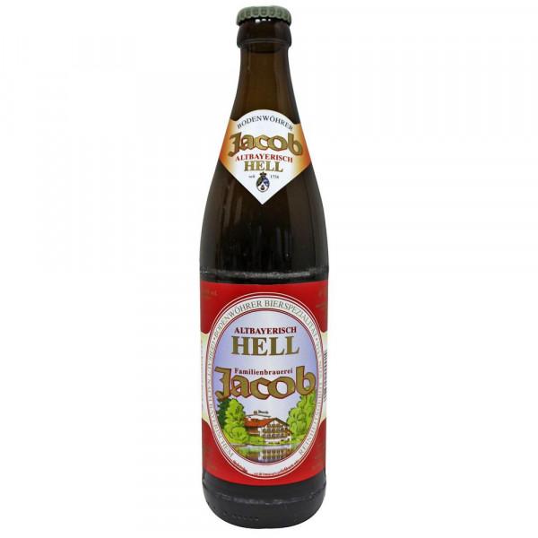 Altbayrisch Hell Bier 5% (20 x 0.5 Liter)