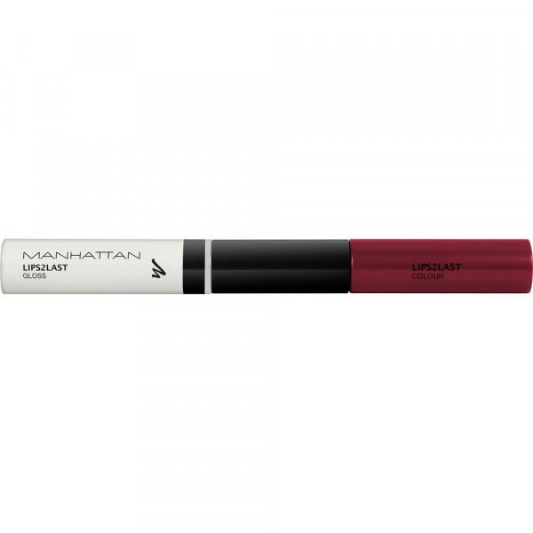 Lipgloss Lips 2 Last, Scarlet Red 45L