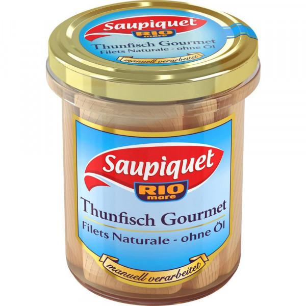 Thunfischfilets Gourmet, Naturale ohne Öl