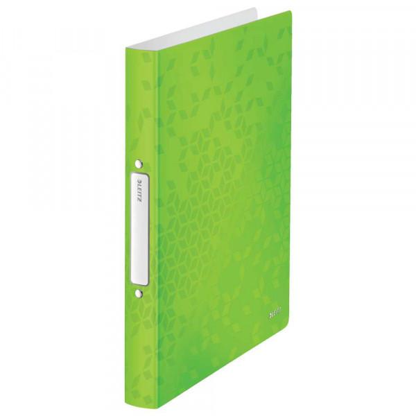 Ringbuch, A4, grün