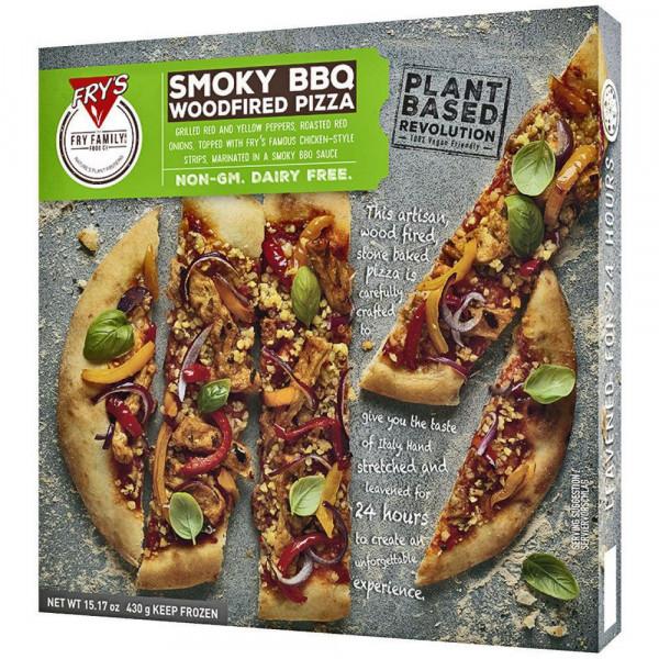 Pizza Smoky BBQ, tiefgekühlt