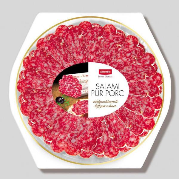 Pur Porc Salami, edelgeschimmelt