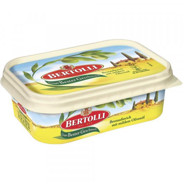 Halbfettmargarine mit Olivenöl 38% Fett