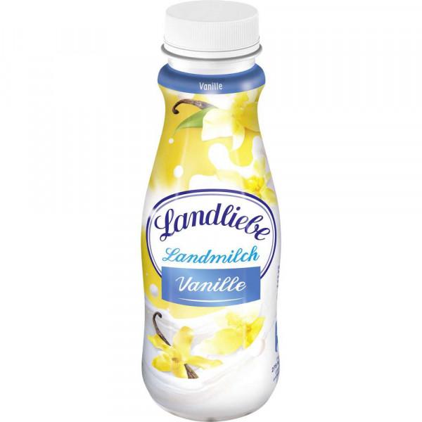 Landmilch, Vanille