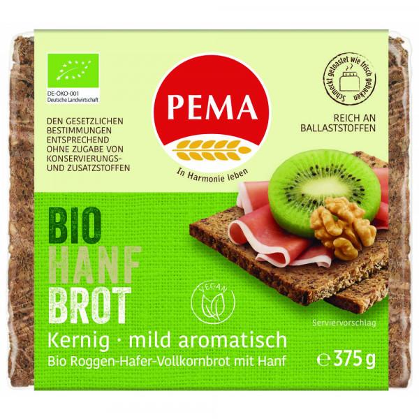 Bio Hanf Brot