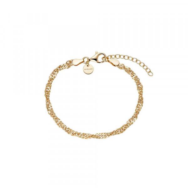 Damen Armband aus Silber 925, vergoldet (4056874027625)