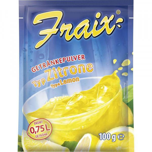 Getränkepulver, Zitrone