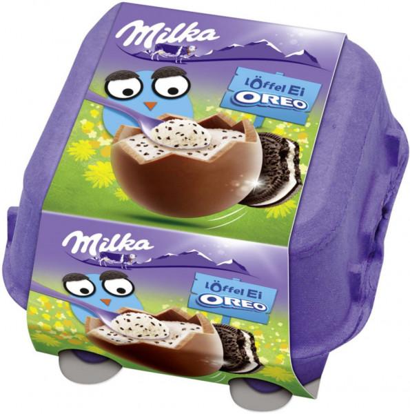 Schokoladen Löffel Ei, Oreo