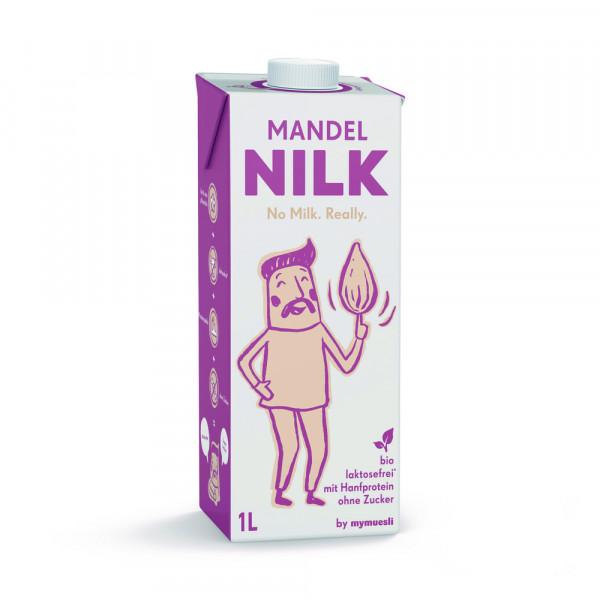 Bio Mandelmilchgetränk
