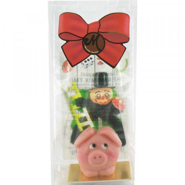 Marzipan Schwein
