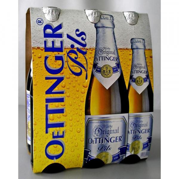 Pilsener Bier 4,7% (4 x 1.98 Liter)