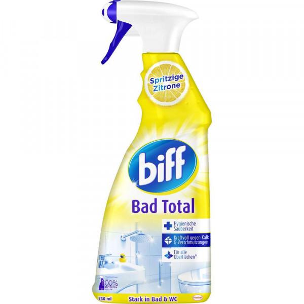 Bad Total Reiniger, Zitrus