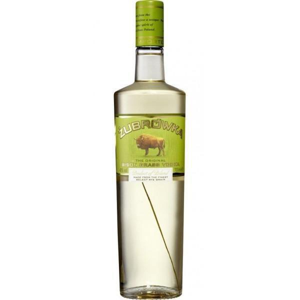 Büffelgras Wodka 40%