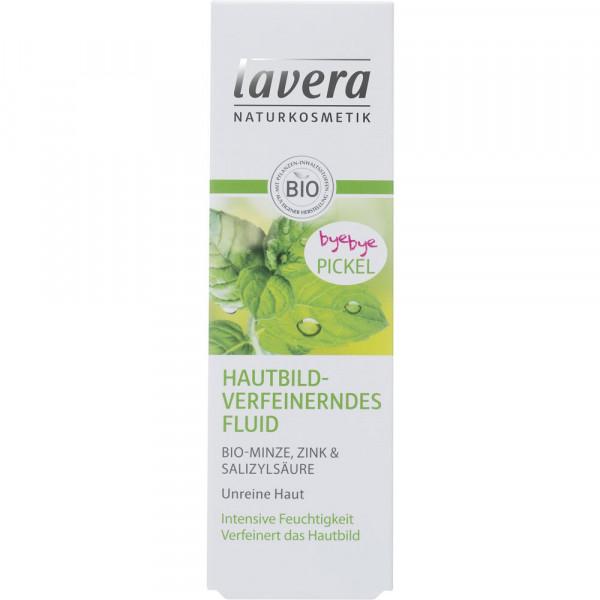 Hautbildverfeinerndes Fluid, Bio-Minze