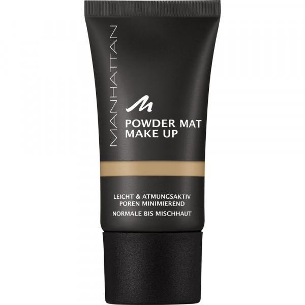Make-Up Puder Mat, Golden Honey 84.5