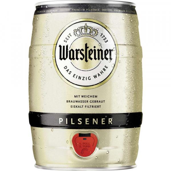 """Pilsener Bier """"Partyfass"""", 4,8%"""