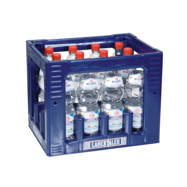 Stephanie Brunnen Mineralwasser, Medium (12 x 1 Liter)