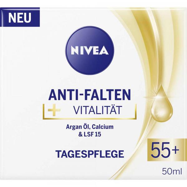 Anti-Falten + Vitalität Tagespflege, 55+