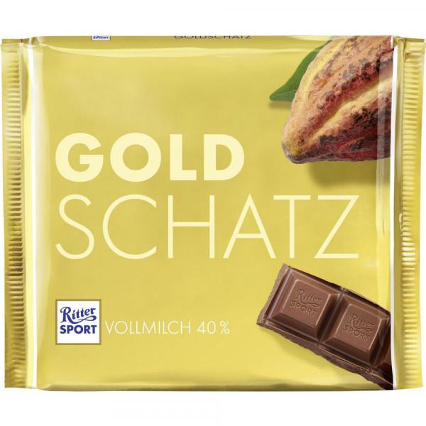 Tafelschokolade, Goldschatz
