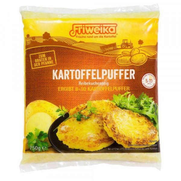 Kartoffelpufferteig