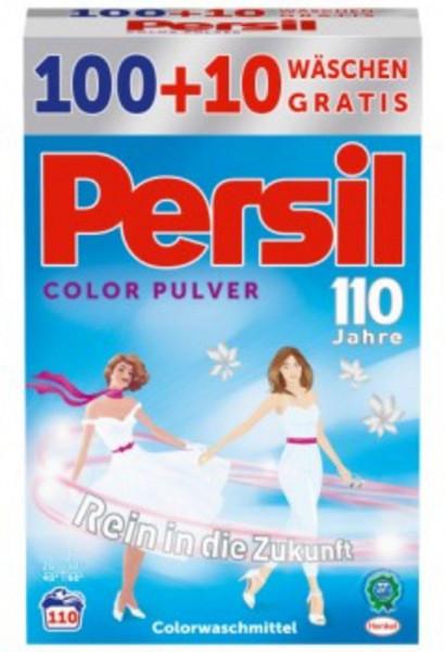 Vollwaschmittel Color 110 Waschladungen Pulver