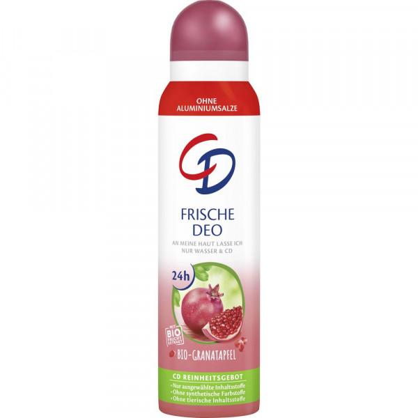 Deo Spray, Bio Granatapfel