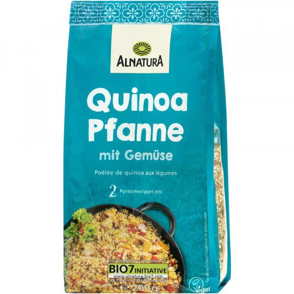 Bio Quinoa Pfanne