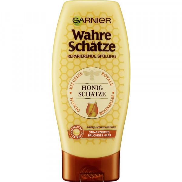 Haarspülung Wahre Schätze, Honig Geheimnis