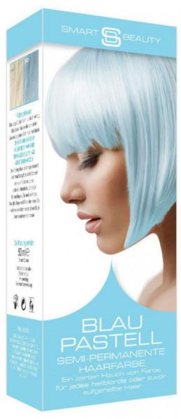 Haarfarbe, Baby Blau