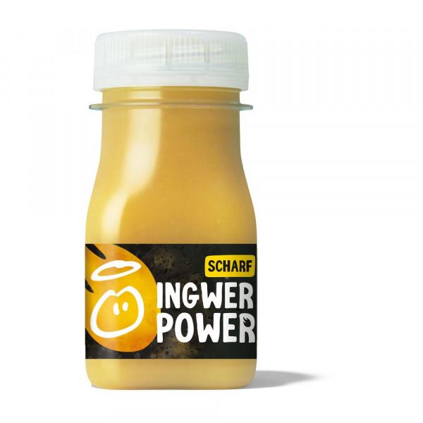 "Ingwershot ""Power"", scharf"