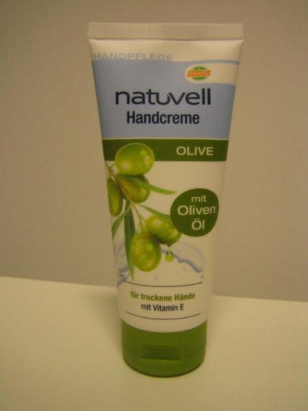 Handcreme, Olive
