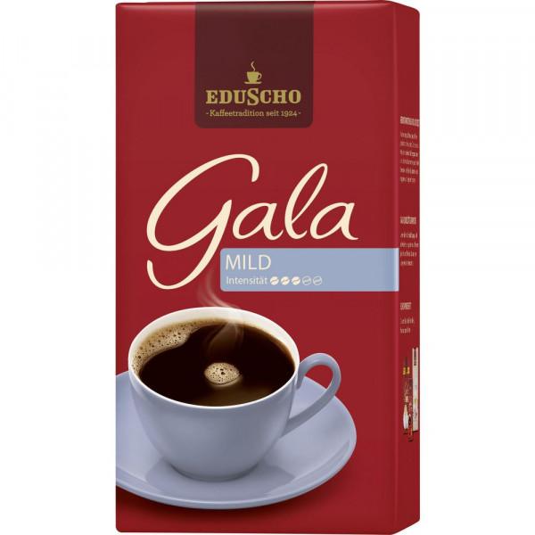 Kaffee Gala Mild & Sanft, gemahlen
