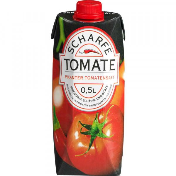 Pikanter Tomatensaft