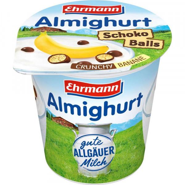 Joghurt Crunchy, Banane