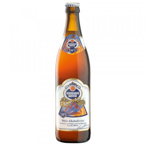 TAP3 Alkoholfreies Bier(4 x 0.5 Liter)