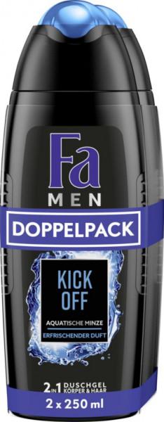 Duschgel Men, Kick off
