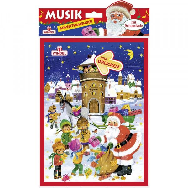 Adventskalender Musik+Schokolade