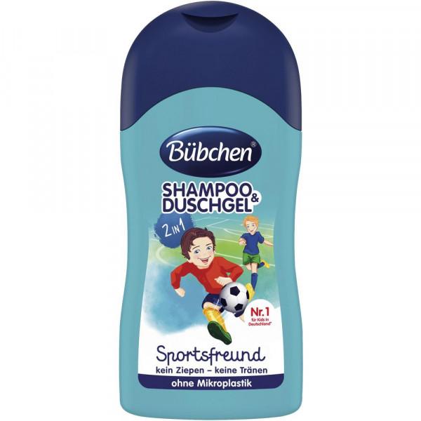 """Shampoo & Duschgel Kids """"Sportsfreund"""", 2 in 1"""