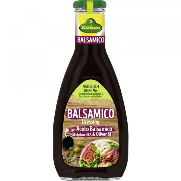 Salatdressing, Balsamico