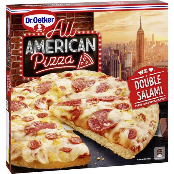 """Pizza Salami """"Double Salami"""""""